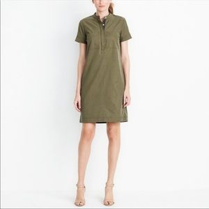 Spring fav! J Crew Factory Shirt Dress Size 12